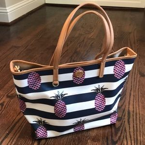Tory Burch Bags - Tory Burch - Pineapple Tote